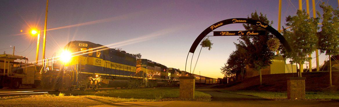 Calmar Train
